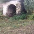 Ripulita la zona della fontana di San Ruggero grazie a un beneffatore