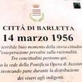 14 marzo 1956, 65 anni fa a Barletta la tragedia di via Manfredi