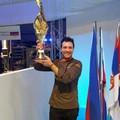 Il campione del mondo di pasticceria e cioccolateria artistica Tommaso Molara a Barletta