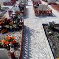 Ripristinato il decoro al Cimitero di Barletta, ma la classe politica è assente