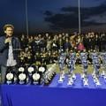 Grande successo dello sport al primo torneo Città di Barletta