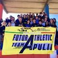Futurathletic Team Apulia: serie B per la squadra maschile degli allievi