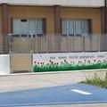 Liceo Scientifico di Barletta, nuovo murale dedicato alla Resistenza