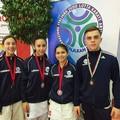 Karate, 5 medaglie su 6 atleti per Team Luce ai Campionati Regionali