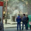 Un'ora e mezza senza corrente in una domenica in via Prascina