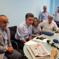 Lacerenza sollevata dall'incarico, Nicola Salvemini arriva in Giunta