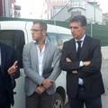 Bloccato il cantiere in via Milano, trovati sottoservizi non censiti