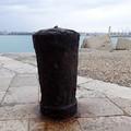 Salviamo gli antichi cannoni navali a Levante