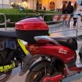 Moto e bici elettriche, controlli delle forze dell'ordine di Barletta in centro