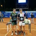Tennis, all'ATP Barletta trionfa Giulio Zeppieri