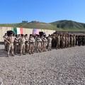 """Missione in Iraq, i fanti dell'82° Reggimento  """"Torino """" tornano a Barletta"""