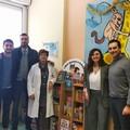 I libri aiutano a crescere, anche per i piccoli pazienti di Barletta