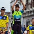 Il giovane ciclista di Barletta Nicolò Ragnatela di nuovo sul podio