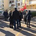 I lavoratori dell'Agenzia delle Entrate di Barletta protestano: «Troppe criticità»