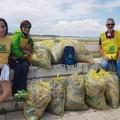 Legambiente Barletta a difesa della costa: trovate oltre 1000 reti abbandonate