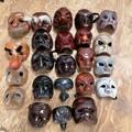 """Ritrovate a Molfetta alcune delle maschere rubate alla compagnia barlettana  """"I Nuovi Scalzi """""""