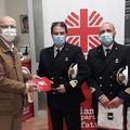 Solidarietà, la Capitaneria di Porto visita le sedi Caritas di Barletta