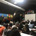 """Il docente Ugo Villani ospite della scuola  """"Civica """" di Barletta"""