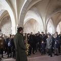 """Musica e arte, 280 persone in visita per l' """"Anteprima d'archivio """""""