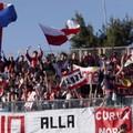 Calcio, i gladiatori di Barletta pronti alla battaglia contro il Catanzaro