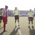 Audace-Barletta 1922 1-1: termina in parità il derby d'andata di Coppa Italia