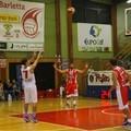"""Tutto pronto per Barletta Basket - Basket Lucera :  """"bisogna reagire """""""