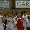 Basket, la Cestistica Barletta piega l'Edilbalda Santeramo e conquista i play-off