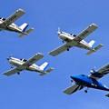 Il campionato italiano di rally aereo a motore arriva a Barletta