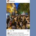 La senatrice Ronzulli contro la movida di Barletta: «Imbecilli senza rispetto»
