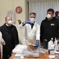 Covid, al via il V-Day nella provincia Bat. Vaccinati i primi operatori sanitari