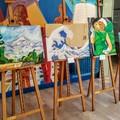 """""""Arte e Vino in mostra"""" con gli studenti della scuola Baldacchini-Manzoni"""