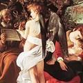 Caravaggio: Il riposo durante la fuga in Egitto