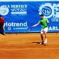 Tennis ATP Barletta, pochi sorrisi per i pugliesi