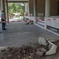 Atti vandalici alla sede del Consiglio comunale, indaga la polizia