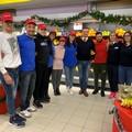 """""""Felicemente Natale """", promoter speciali all'Eurospar di Trani"""