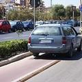 Pista ciclabile a Barletta: un ottimo parcheggio
