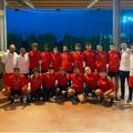 Il gruppo soportivo Avis Barletta a Torino per i campionati nazionali di società