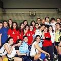 II Div. Femminile, L'Axia volley in campo contro la Manzoni sport Andria