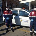 Coronavirus, azienda di Barletta dona 150 mascherine ai volontari A.N.P.S.