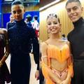 Quattro giovani ballerini di Barletta tra i primi al mondo