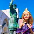 "Barbie in Town: ""influencer "" d'eccezionein giro per la Puglia"