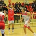 Basket, il Frantoio Muraglia Barletta ospite della Teknical Massafra