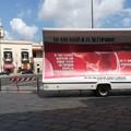 No all'aborto: il camion vela fa tappa a Barletta