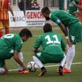 Avetrana-Barletta, match interrotto per maltempo