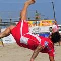 Barletta Beach Soccer, ecco il tris