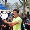 Dal 7 al 15 aprile Barletta patria del tennis con la nuova edizione del Challenger Atp