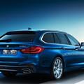Nuova BMW Serie 5 Touring, anteprima assoluta a Trani