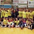Volley Barletta, il progetto Bat chiude in bellezza il 2016