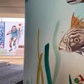 Via Alvisi, Barletta si colora ancora con le opere di Borgiac