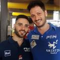 Doppio bronzo per il barlettano Fedele Cafagna a Gioia del Colle